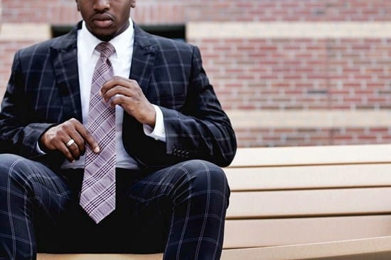 What a man should wear to a job interview