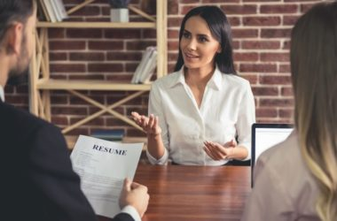 how to be calm and confident in an interview
